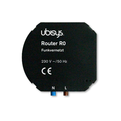 Router R0